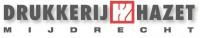 Hazet Drukkerij Logo
